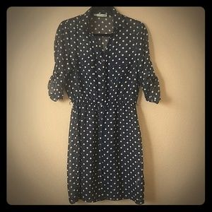 Maurices Polkadot Dress
